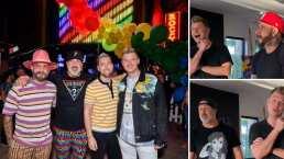 Backstreet Boys y NSYNC provocan nostalgia al aparecer cantando 'I Want It That Way'