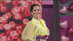 MODA: Luce en tendencia con hombreras y mangas flamencas