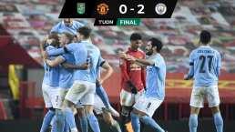 Manchester City vuelve a eliminar al United