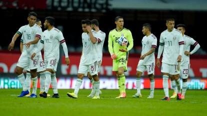 Con goles de Henry Martin, Sebastián Córdova y Orbelín Pineda, el tri vence cómodamente a Guatemala en el Estadio Azteca.