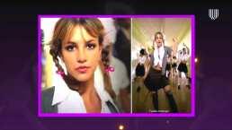 Dulce María confiesa que Britney Spears fue su mayor inspiración