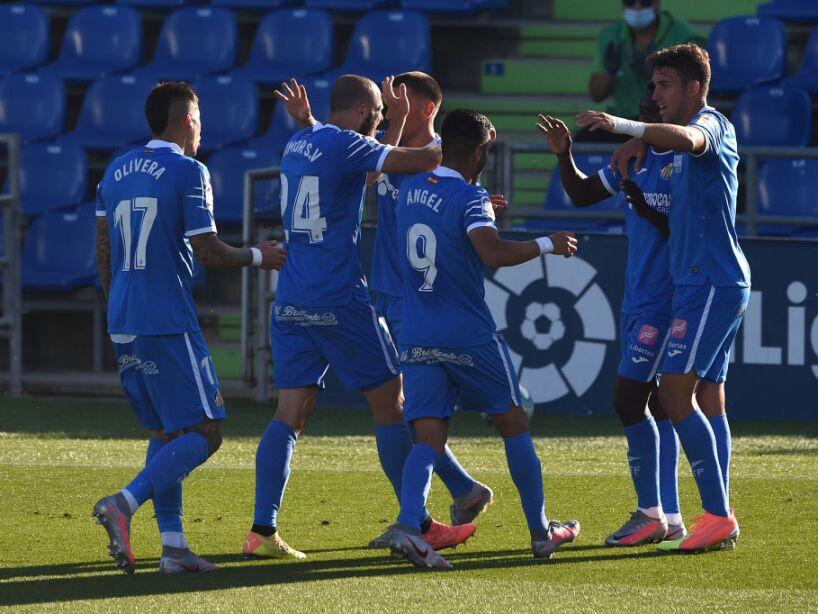Getafe CF v SD Eibar SAD - La Liga