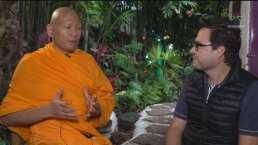 """""""La paz mundial es alcanzable si logramos la paz interior"""" y este monje budista nos dice cómo alcanzarla"""