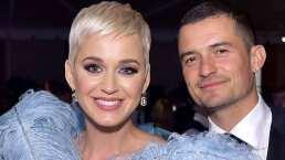 ¡Qué romántico! Mira el enorme anillo de compromiso de Katy Perry y Orlando Bloom