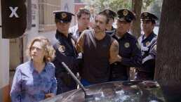 C14: Ringo es detenido por golpear a Gloria