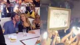 JLo festejó su cumpleaños como si tuviera 25 años y no 52