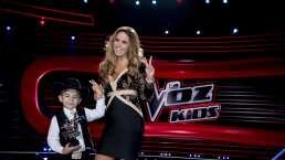 Roberto Xavier del Team Lucero logra coronarse como el ganador de La Voz Kids México 2019