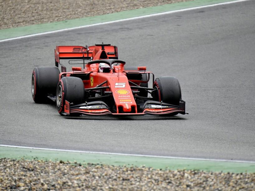 Germany F1 GP Auto Racing