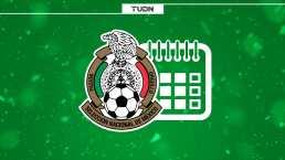 El calendario del 2021 para la selección mexicana