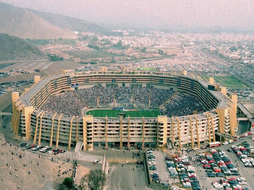 PERU COPA AMERICA STADIUM