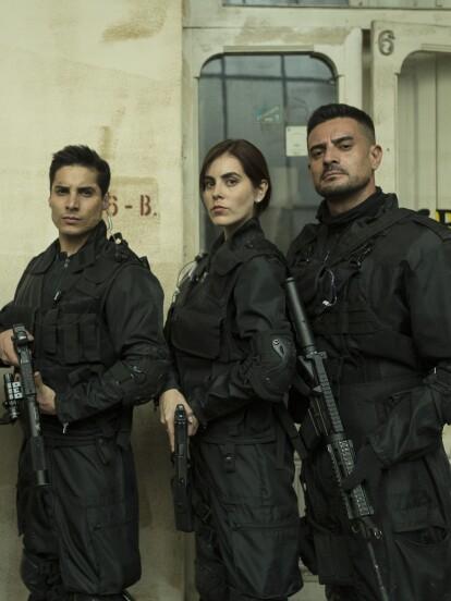¡Los Vigías listos para entrar en acción para salvar al secretario Aristegui!