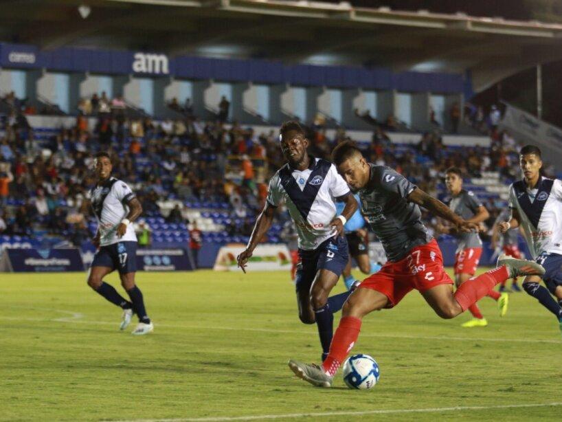 En la última jornada, Pachuca y Atlas reparten puntos; Celaya se impone por la mínima a Necaxa.