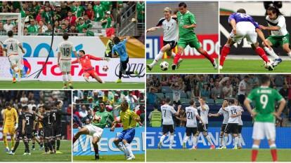 México ha permitido cuatro o más goles en 11 ocasiones en el Siglo XXI.