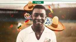Pelé, sus juegos en México y su amor por el país