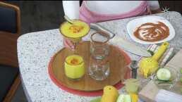 Para los días de calor, aprende a preparar esta deliciosa MARGARITA DE PEPINO Y MANGO