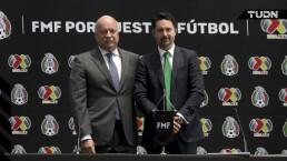 Definidas medidas para evitar que México sea expulsado de torneos