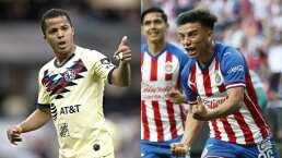 ¿Qué jugadores representarán a América y Chivas en la eLiguilla MX?