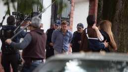 ¡Eduardo es detenido! ¿Cómo se grabó esta escena de 'Vencer el Desamor'?