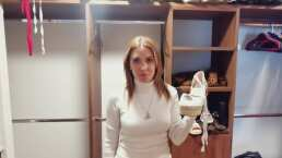 Con nostalgia, Andrea Escalona muestra el clóset vacío de Magda Rodríguez