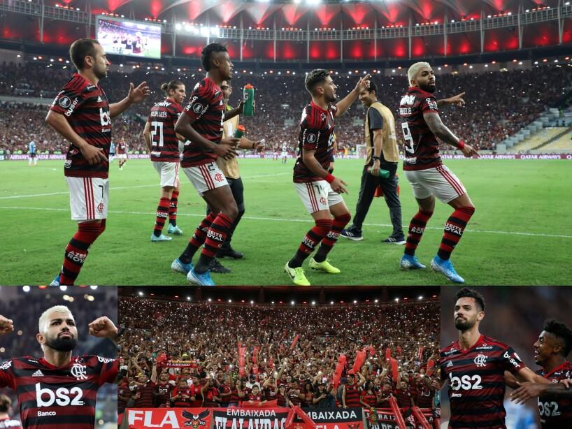 Pinto (42'), Barbosa (46', 56'), Villas (67') y Caio (71') anotaron para lograr el 5-0 y conseguir el boleto a la final.