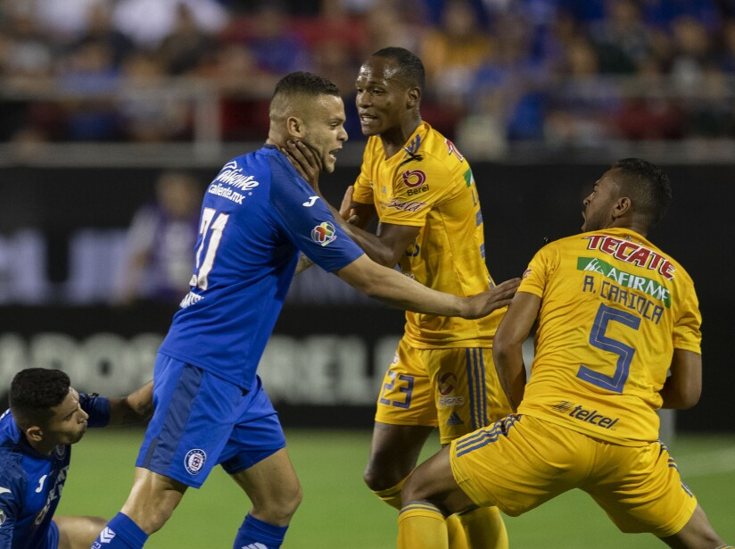 Cruz Azul vs Tigres Leagues Cup