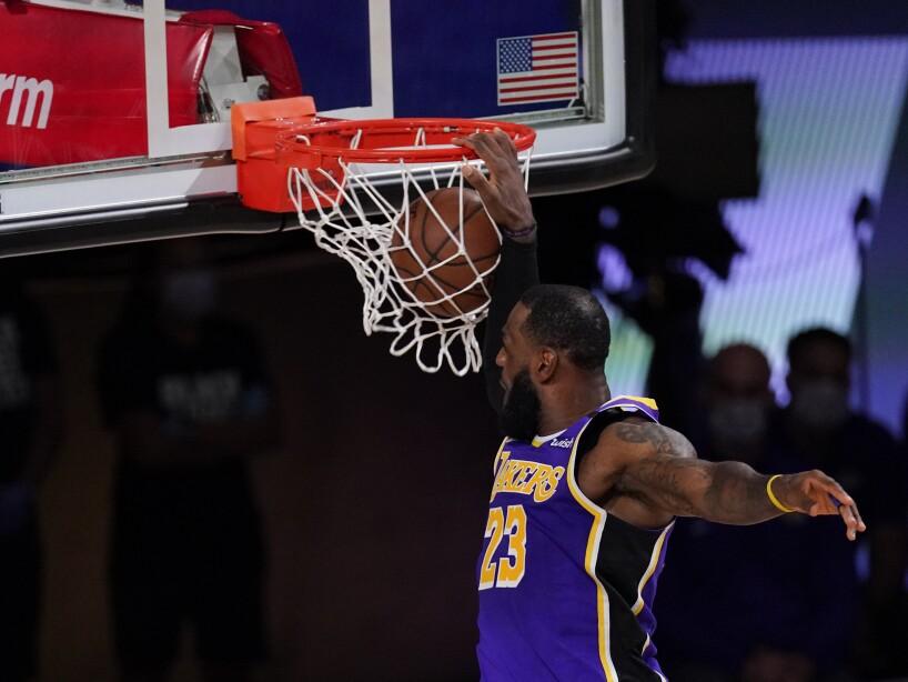 Rockets Lakers Basketball
