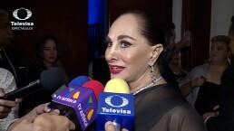 Susana Dosamantes recuerda los inicios de Luis Miguel