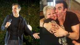 Adrián Uribe y su mamá le sacan brillo a la pista con un bailecito desde casa