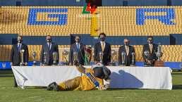 Sinergia Deportiva y UANL renovaron contrato por Tigres