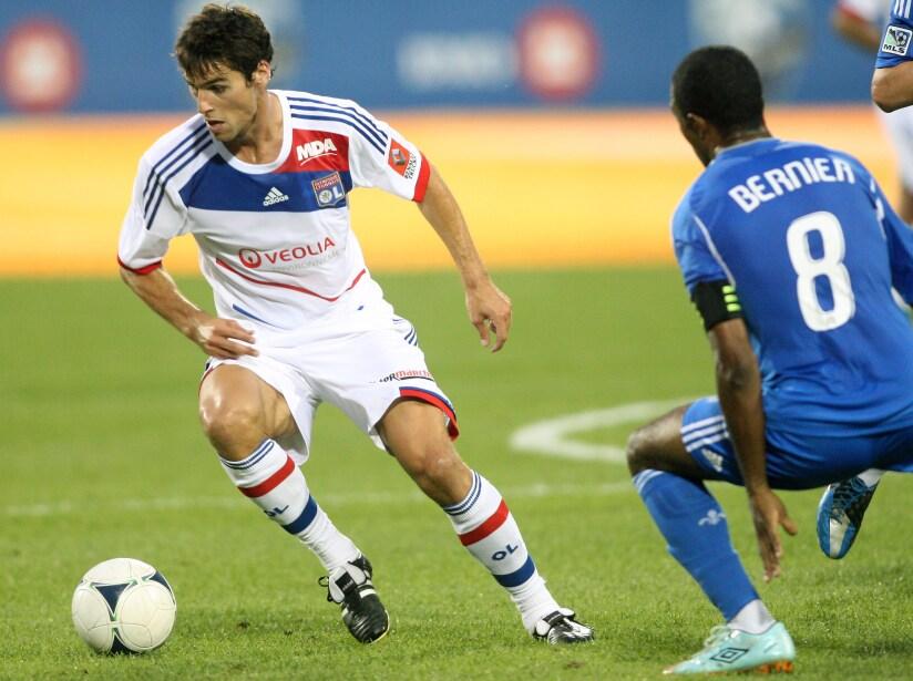 Olympique Lyonnais v Montreal Impact
