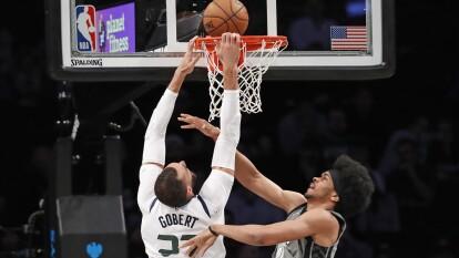 Todos los resultados de la NBA del 14 de enero   Brooklyn Nets 107-118 Utah Jazz