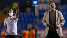 ¡Nadie apostaba por ellos! Se enfrentan Juan Reynoso y Santiago Solari