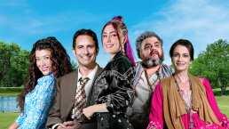 Conoce a Marcia, Luis, Viiyéri, Boni y a Isis de 'La Mexicana y el Güero'