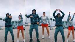 Video: Mauricio Ochmann y su hija Lorenza conquistan TikTok con divertido duelo de baile