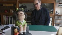 Fallece Quino, el creador de 'Mafalda'