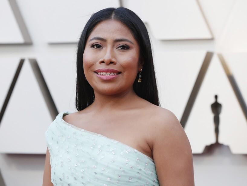 Así es el vestido que Yalitza Aparicio eligió para los Oscar 2019