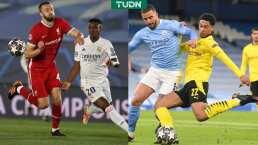 ¿Qué necesitan Madrid, Liverpool, City y Dortmund para avanzar?