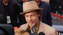 Alfombra roja de 'Había una vez en Hollywood'; Brad Pitt enamora a México