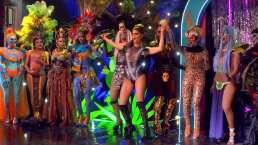 Ana Bárbara debuta como juez de un reality de Drag Queens y pone a bailar a las concursantes