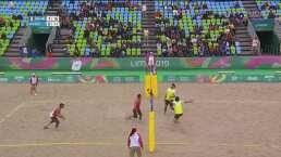 Resultados dispares para México en Voleibol de Playa