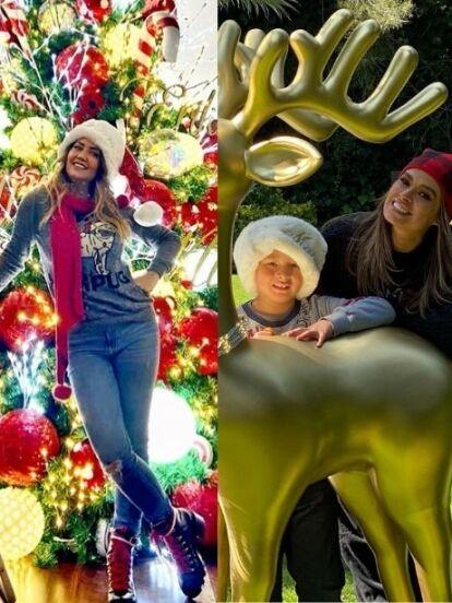 El espíritu navideño ha comenzado a invadir a famosos como Andrea Legarreta, Galilea Montijo y Marlene Favela, quienes han presumido en redes sociales sus espectaculares árboles de Navidad, así como la decoración de su hogar. ¡Mira las fotos!