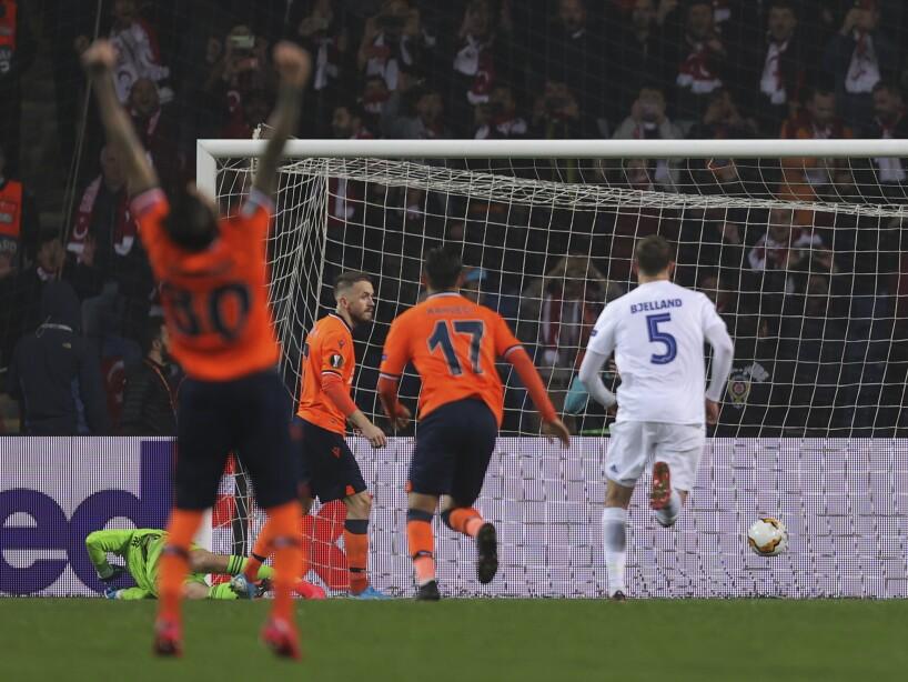 Turkey Soccer Europa League