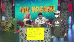 Los Tu-vasos (El ensayo): Paul Stanley enamora en 'Cuéntamelo ya!... Al fin' y 'Soy tu dueña'