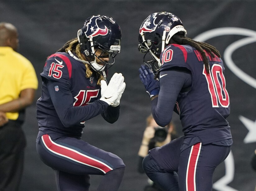 DeAndre Hopkins, Will Fuller