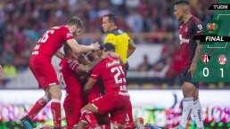 Atlas 0-1 Toluca   Resumen y goles   Jornada 10   Apertura 2019