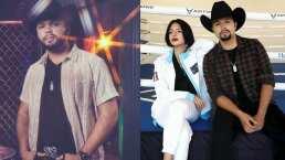 Ángela Aguilar regaña a su hermano por grabar con la camisa abierta
