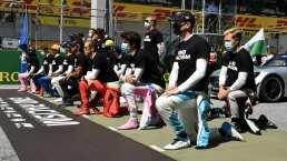 Los pilotos de la Fórmula 1 se suman a las protestas contra el racismo