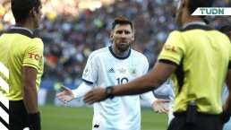 Conmebol rechaza apelación de la AFA por Lionel Messi