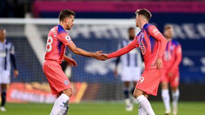 Chelsea y WB Albion repartieron puntos en la Premier League | Los de Lampard perdían el partido 3-0 antes de los primeros 30'; terminaron el cotejo 3-3.