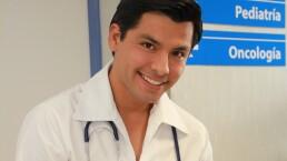 ENTREVISTA: ¡Cruz Rendel prefiere ser enfermero que doctor!